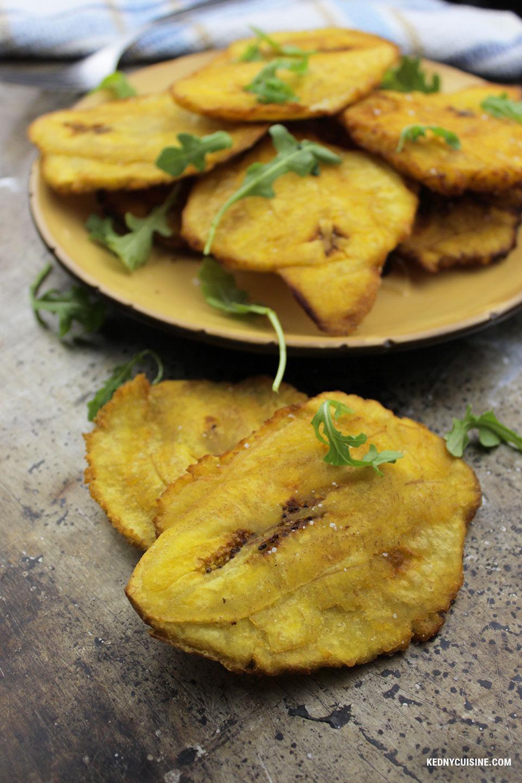 Bananes pesées - Kedny Cuisine 5
