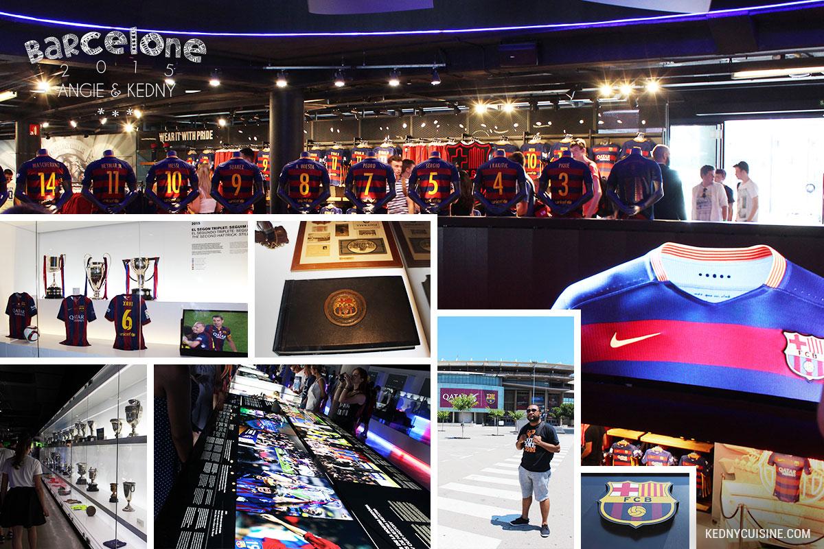 Barcelone 2015 - FC Barcelona