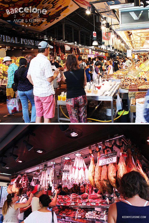 Barcelone 2015 - La Boqueria