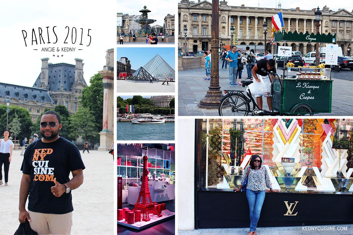 Paris 2015 - rues