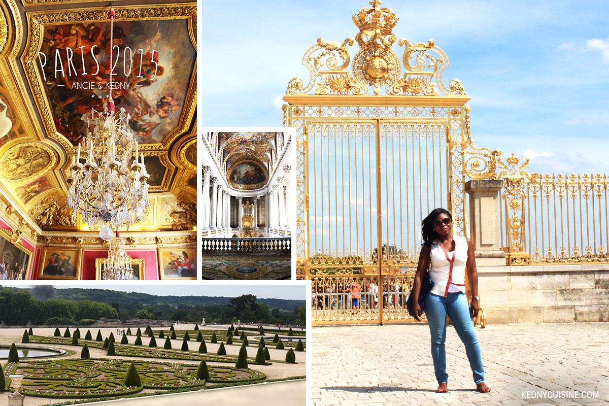 Paris 2015 - château de Versailles