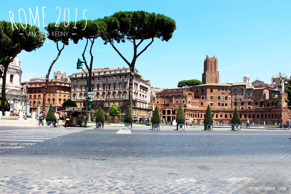 Rome 2015 - Rues 1