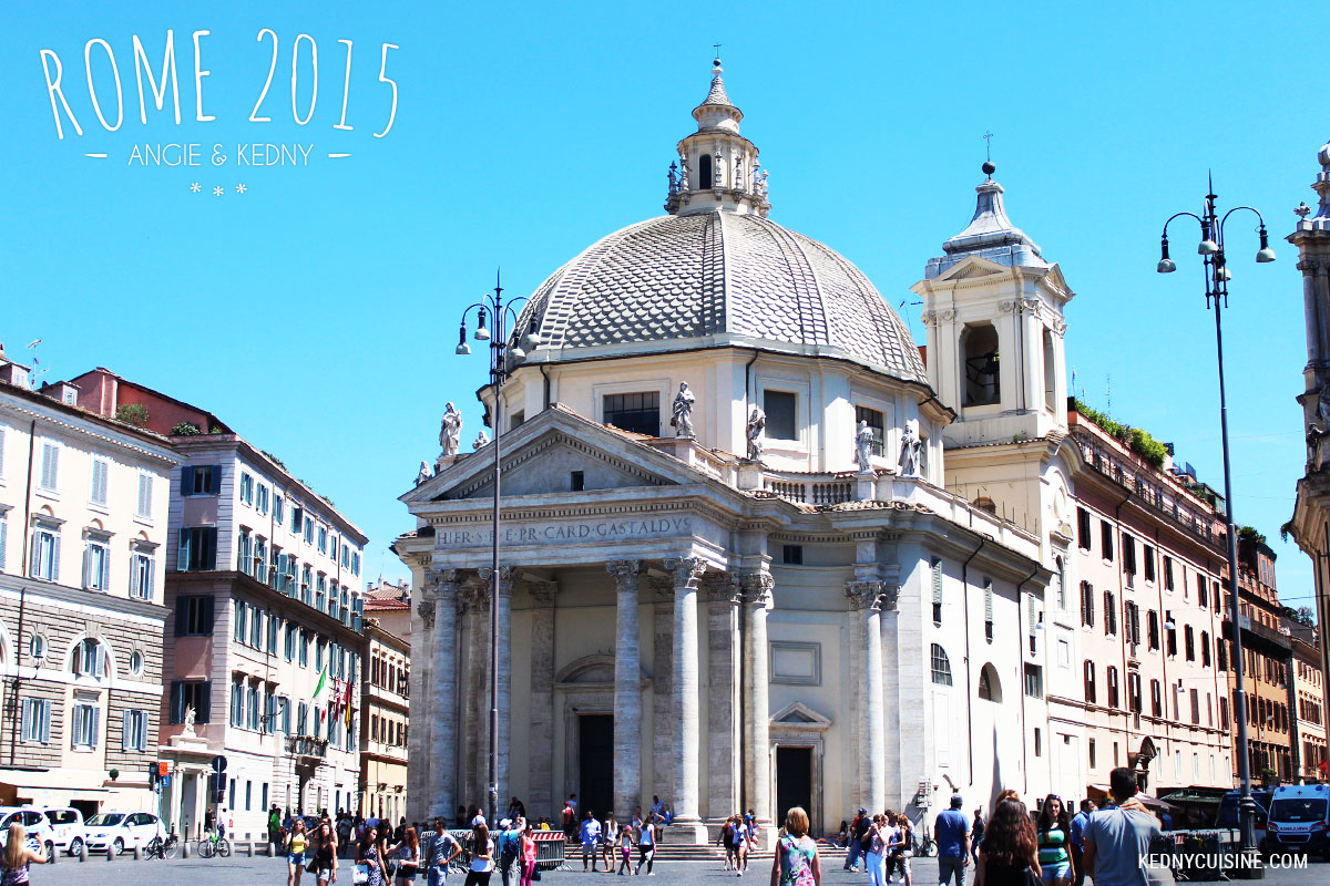 Rome 2015 - Rues 4