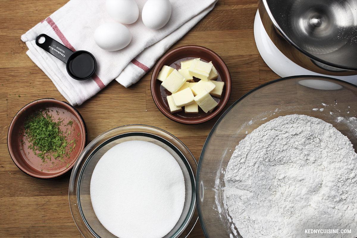 Gâteau renversé aux ananas - Kedny Cuisine - 2