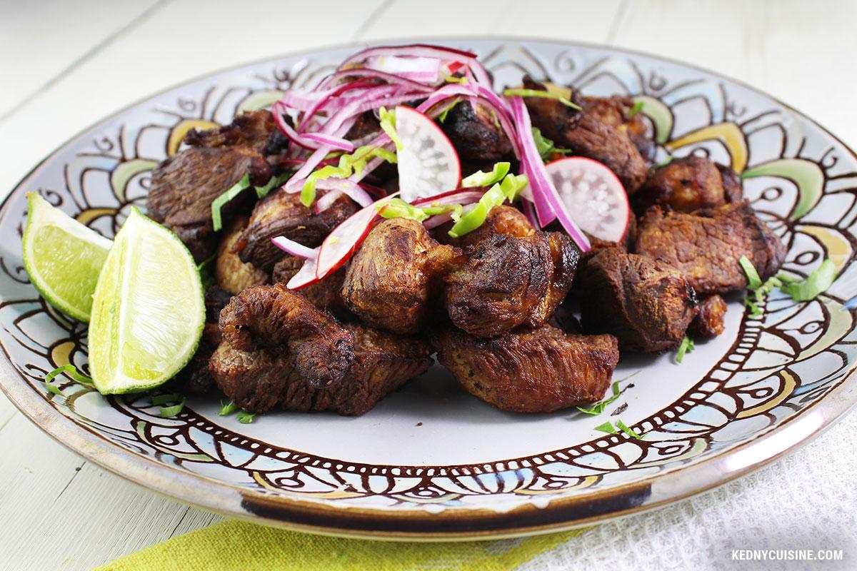 Griot haïtien - Kedny Cuisine 3