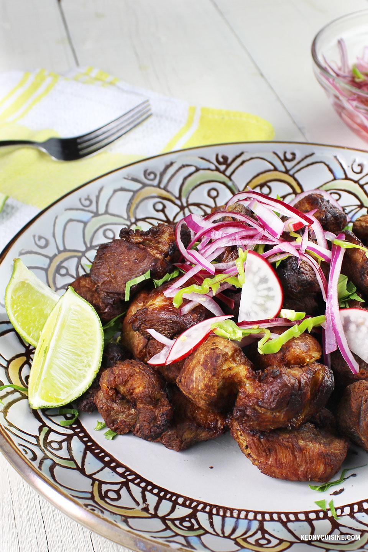 Griot haïtien - Kedny Cuisine 4