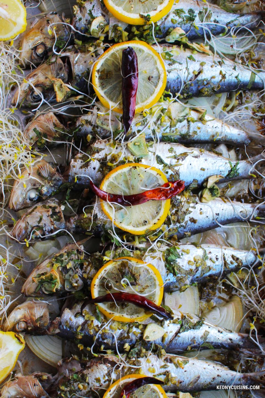Sardines au four - 3