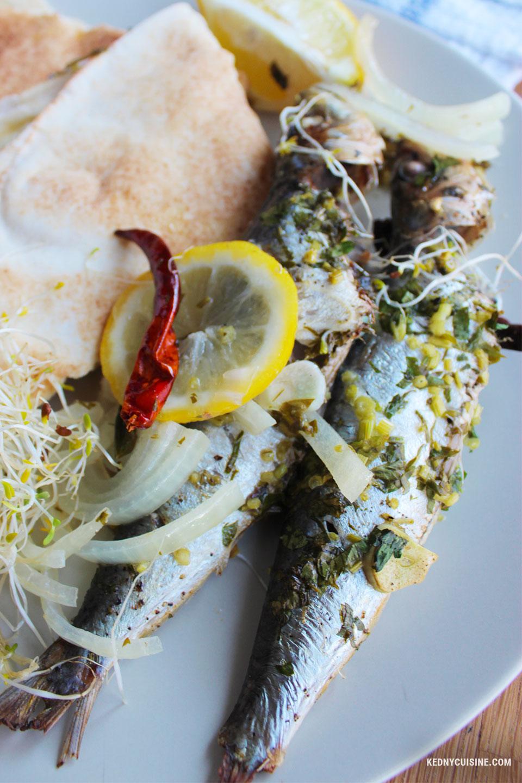 Sardines au four - 4