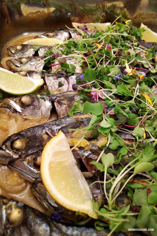 Sardines au four - 5
