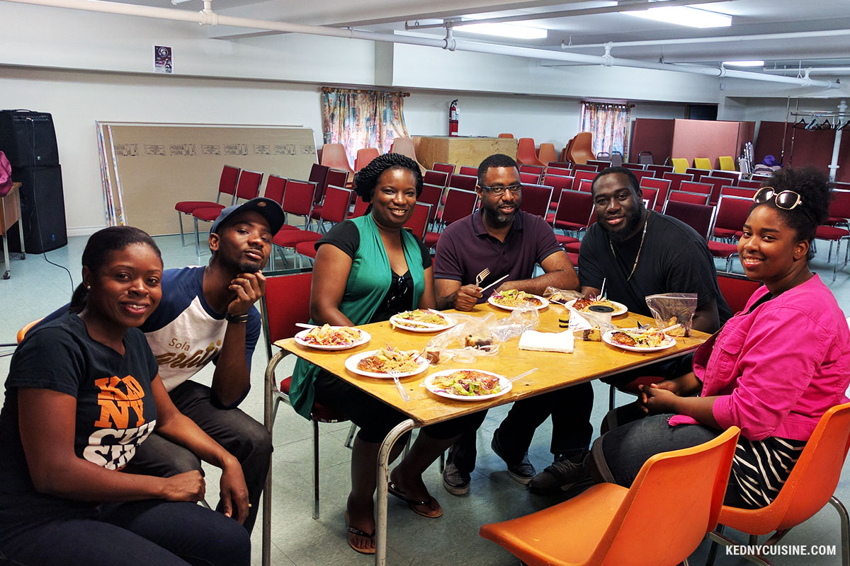 Distribution de repas avec SOS Itinérants 5