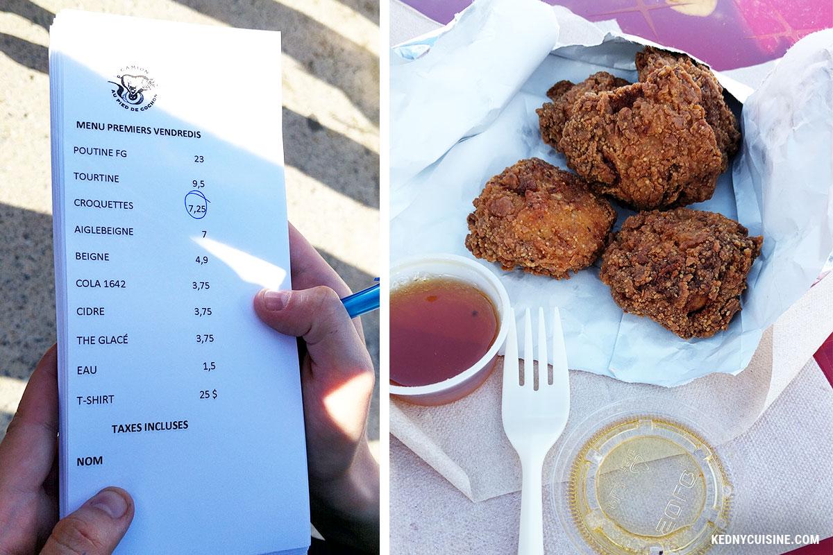 Les premiers vendredis - Boîte à Fromages- Kedny Cuisine - Au Pied de Cochon - Kedny Cuisine