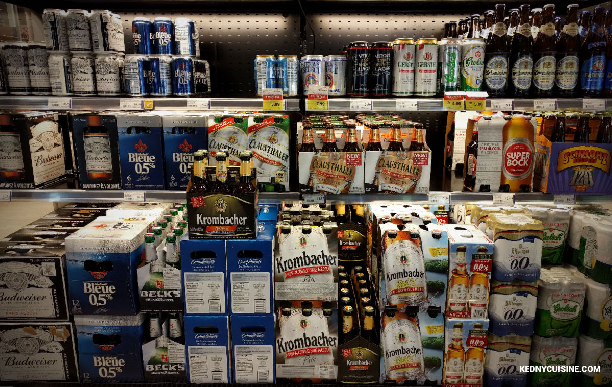 Top 5 des bières sans alcool - Kedny Cusine