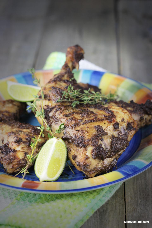 Cuisses de poulet jerk - Kedny Cuisine 5