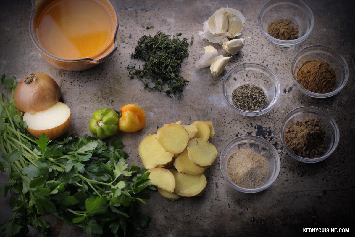 Marinade Jerk - Kedny Cuisine 2