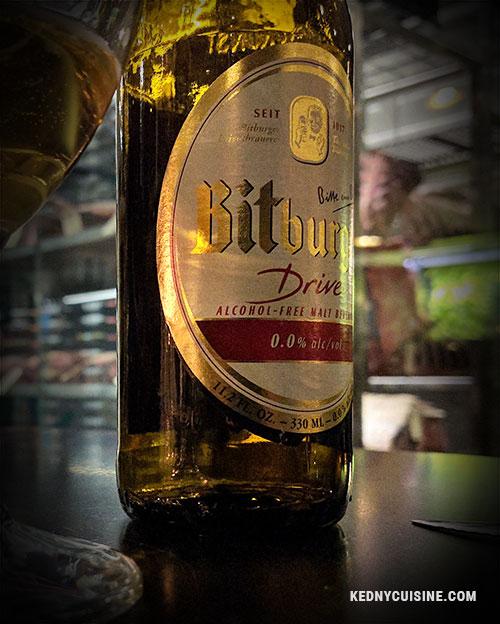 Top 5 des bières sans alcool - Bitburgher - Kedny Cusine 4