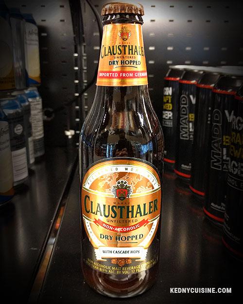 Top 5 des bières sans alcool - Clausthaler - Kedny Cusine 3