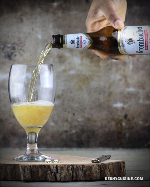 Top 5 des bières sans alcool - Krombacher - Kedny Cusine